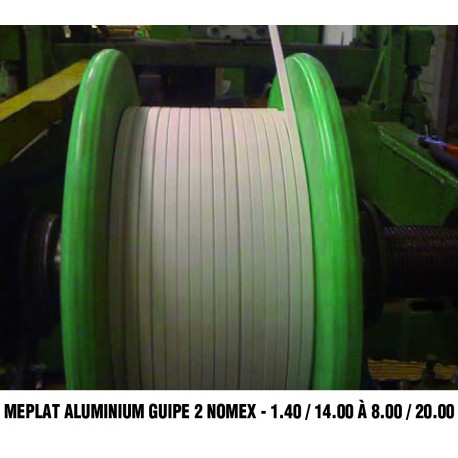 MEPLAT ALU GUIPAHE 2 NX RECOUVREMENT 20%